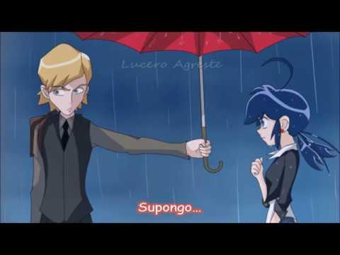 Escena de la sombrilla-Versión PV (Cómic)