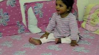 Gambar cover Bhavana playing with ball