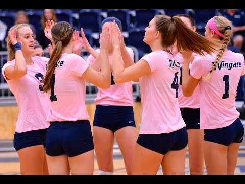 South Atlantic Conference Volleyball - Tusculum at Wingate