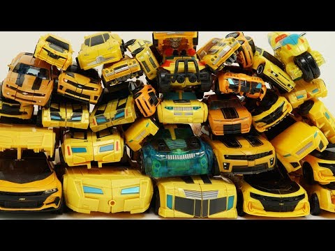 full-transformers:-bumblebee-movie-yellow-car-autobots-collection-трансформеры-color-cars-robot-toys