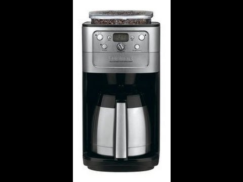 The Top 3 Best Coffee Maker With Grinder To Buy 2017 Coffee Maker With Grinder Reviews