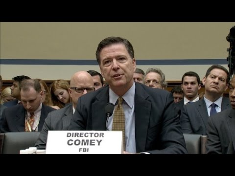 FBI director: Clinton did not lie to FBI