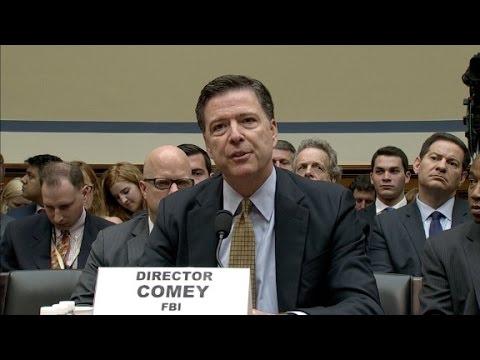 FBI director: Clinton did not lie to FBI