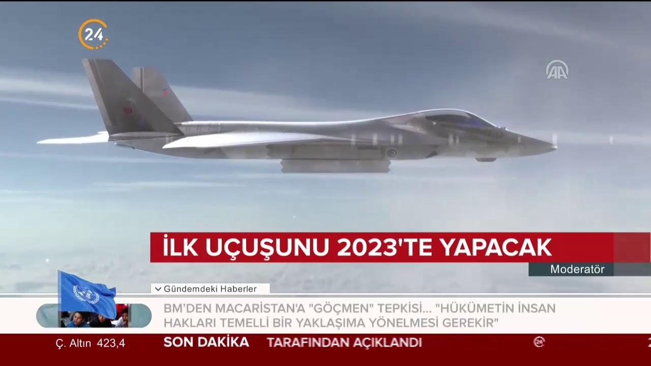 ABD'nin Türkiye'yi F-35 projesinden çıkarması sonrası TF-X hız kazandı