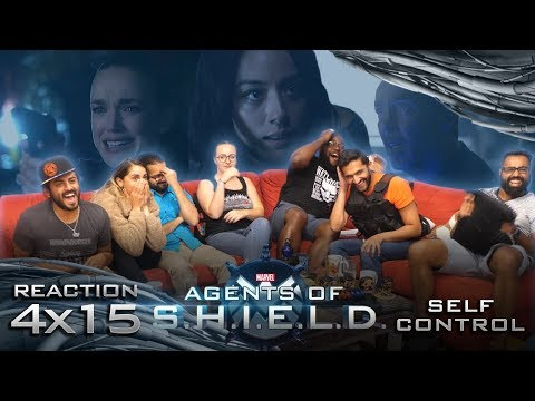 Agents Of Shield - 4x15 Self Control - Group Reaction