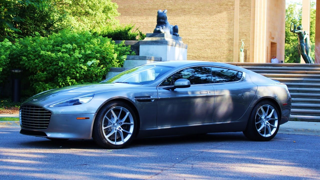 5 Things We Hate About The Aston Martin Rapide S!