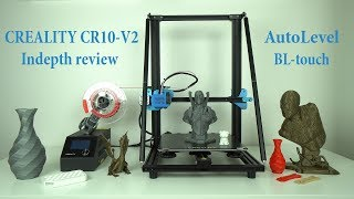 Creality CR-10 V2 3D printer review - all you need to know