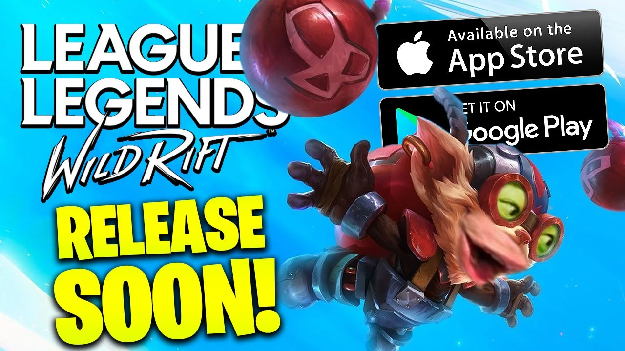 Lol Wild Rift Beta And Release Date Leaks League Of Legends Wild Rift News Youtube