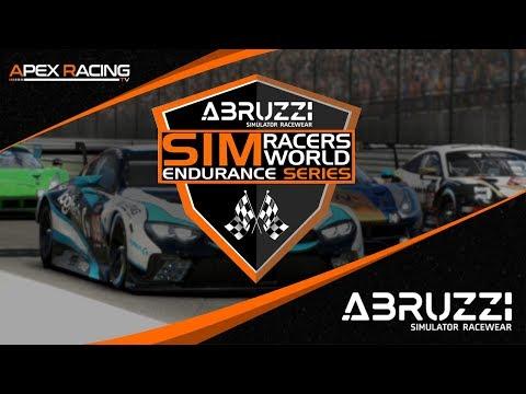Abruzzi Simracersworld Endurance Series S1/R4 - Spa Francorchamps