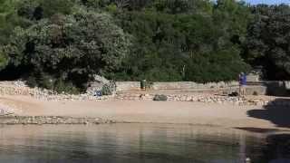 (Naturist) Camping Kroatien: Camping Baldarin - Punta Križa, insel Cres