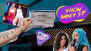 Baixar FÃS RESPONDEM: VOCÊ SABE TUDO SOBRE HALSEY??   Festival Teen