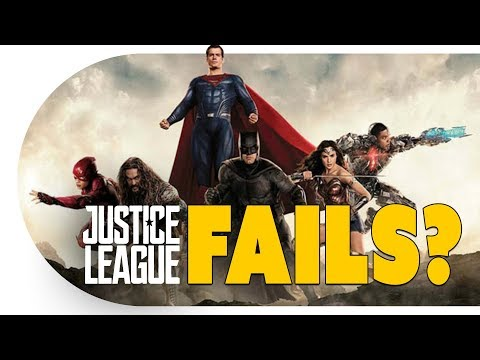 Justice League FAILS!? - The Know Movie News