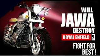 Jawa 42 vs Royal Enfield Classic 350 | Fight for the Best !!!