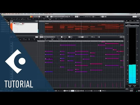 5 Tips for the Cubase Key Editor you Need to Know | Music Production for Beginners 3