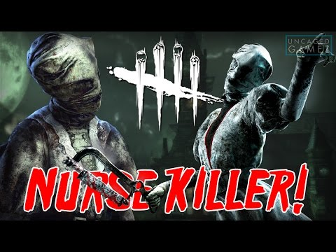 Dead by Daylight: The Nurse Killer & New Survivor Reveal Trailer!