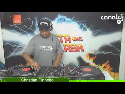 DJ Christian Pinheiro - Flash House Cool - Programa Sexta Flash - 17.03.2017