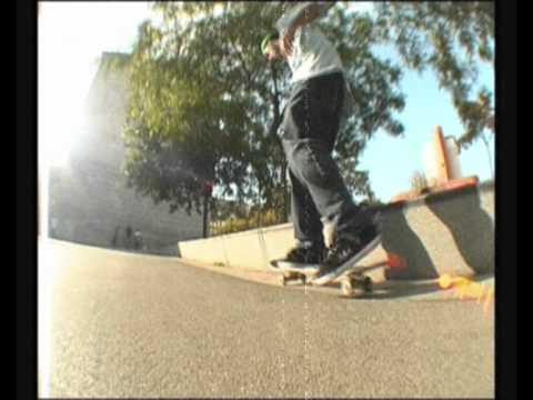 Blvd 2Tone Series Rodrigo Petersen Skateboard Pro Deck