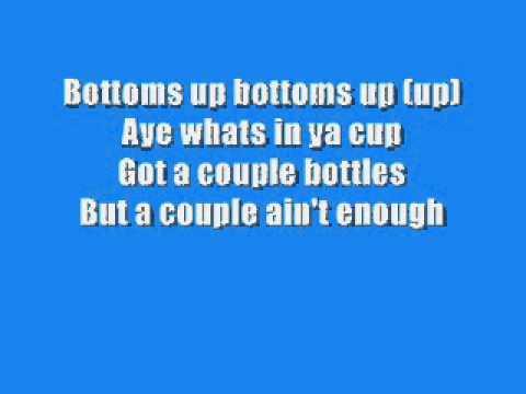 Bottoms Up Trey Songz ft. Nicki Minaj (Clean version) :)