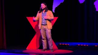 How locally grown food can move beyond weekend farmers markets: Matthew Burch at TEDxOU