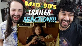 Mid90s | Official TRAILER REACTION & REVIEW!!!