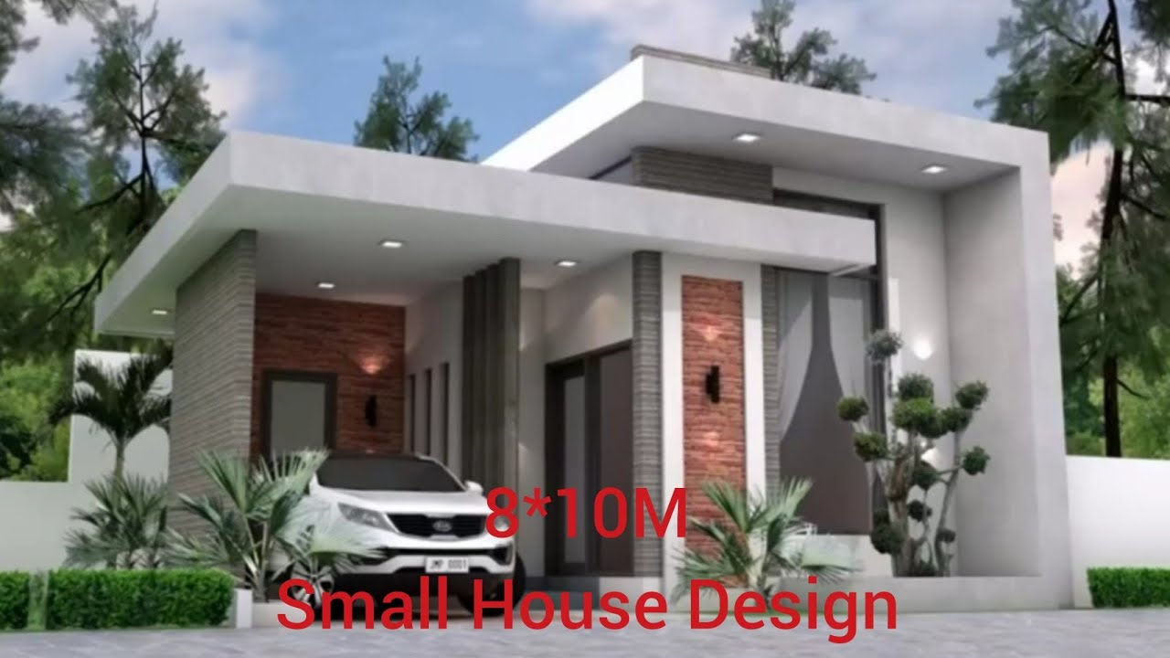 Home Sweet Small House Design