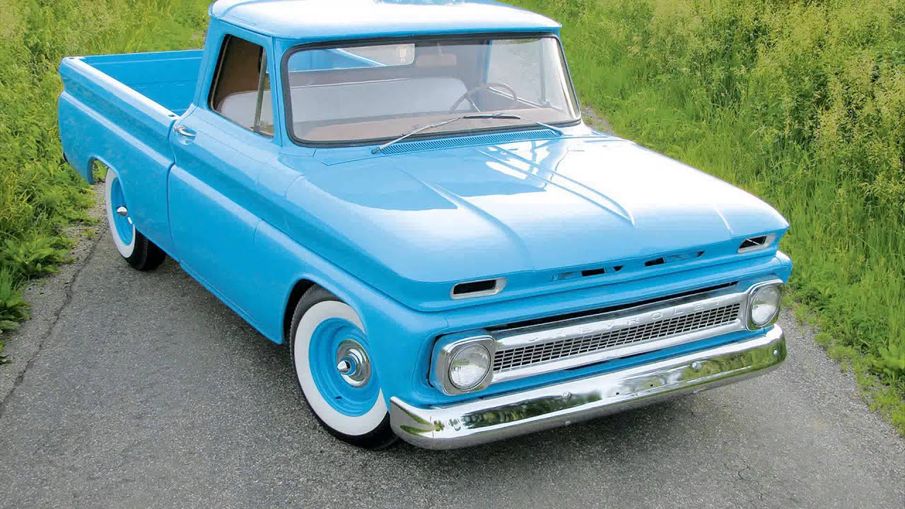 1966 Chevy Pick Up
