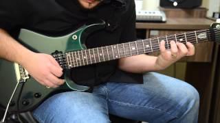Line 6 POD HD500 - John Petrucci Clean, Piezo, Rhythm and Lead Tones / FREE PRESETS