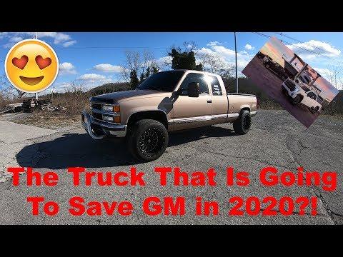 2020 GMC Sierra 2500/3500: Truck Talk
