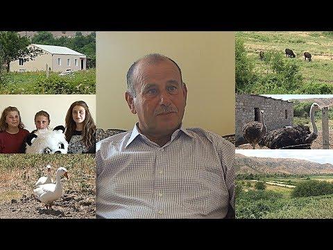 Սա հայրենիք է, քաղցր է․ Սիրիայում հրաշքով փրկված հայ բժիշկը մեծ տնտեսություն է հիմնել Արցախում