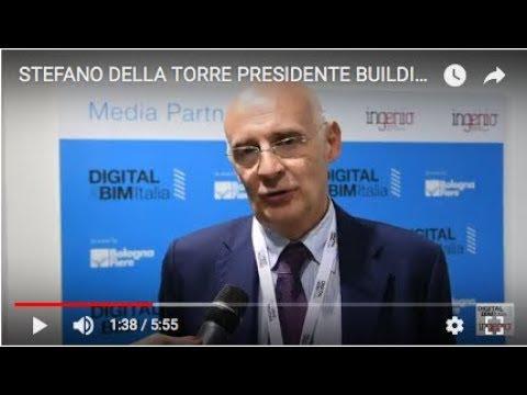 STEFANO DELLA TORRE PRESIDENTE BUILDING SMART ITALIA E DIRETTORE DIP  ABC POLITECNICO DI MILANO