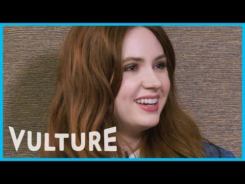Karen Gillan Weighs In On the AgeOld Question: Who's the Hottest Friend?