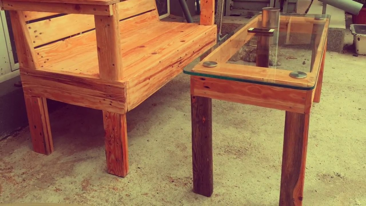 Small Pallet Projects ideas DIY at home - YouTube