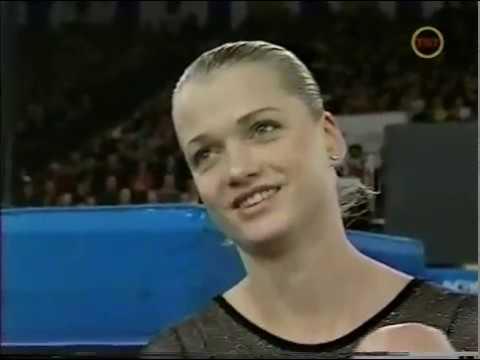 2001 Goodwill Games - Women's Vault Final Gymnastics