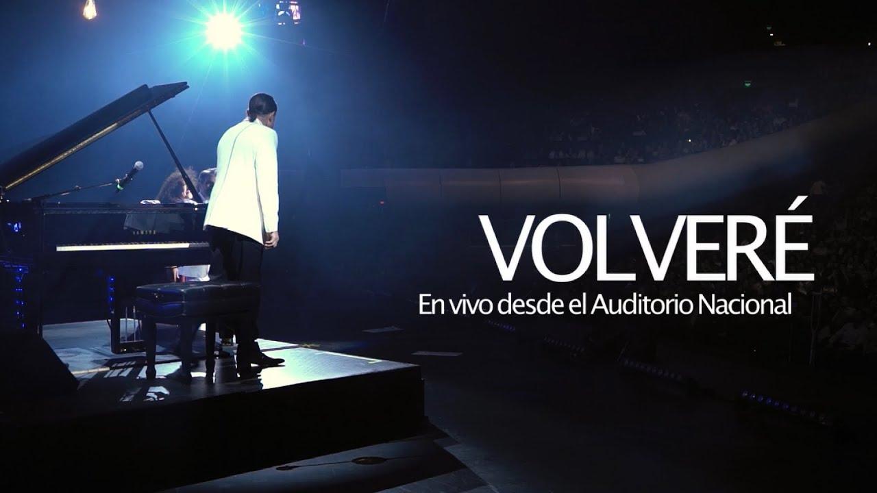 Download Diego Verdaguer, Amanda Miguel y Raúl Di Blasio  - Volveré [En Vivo Desde El Auditorio Nacional]