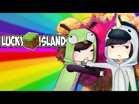DAHORSE ME ODIA & SOY NOOB EN LUCKY ISLANDS