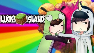 DAHORSE ME ODIA & SOY NOOB EN LUCKY ISLANDS