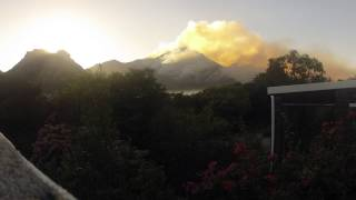 Houtbay Fire March 2015