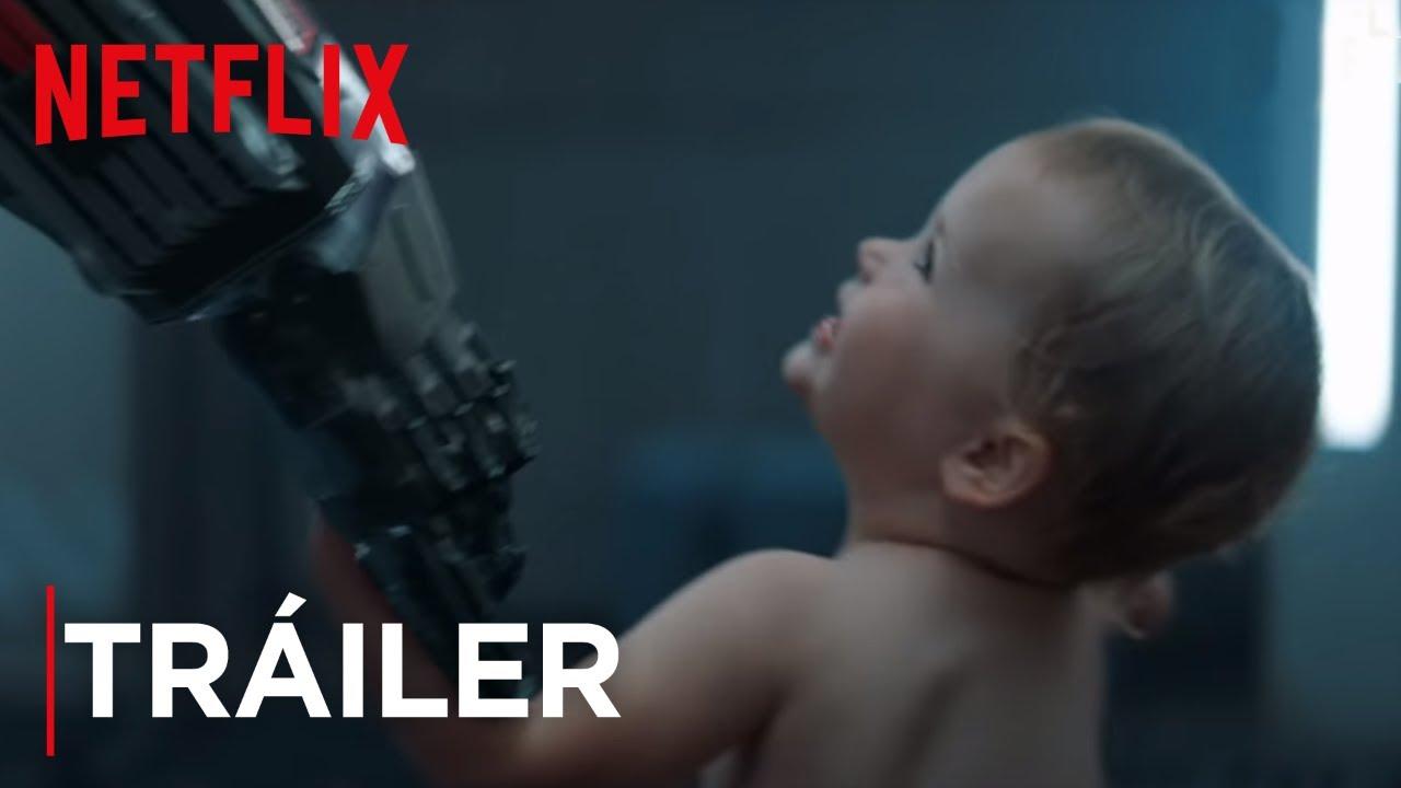 Download I Am Mother   Tráiler oficial   Netflix