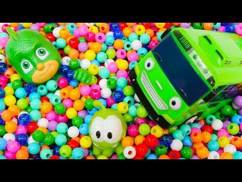 Смузи из Плей До для игрушек - Детский сад – Видео для детей