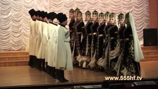 Путешествие по горам Кавказа. Часть 1. Ансамбль Балкария.