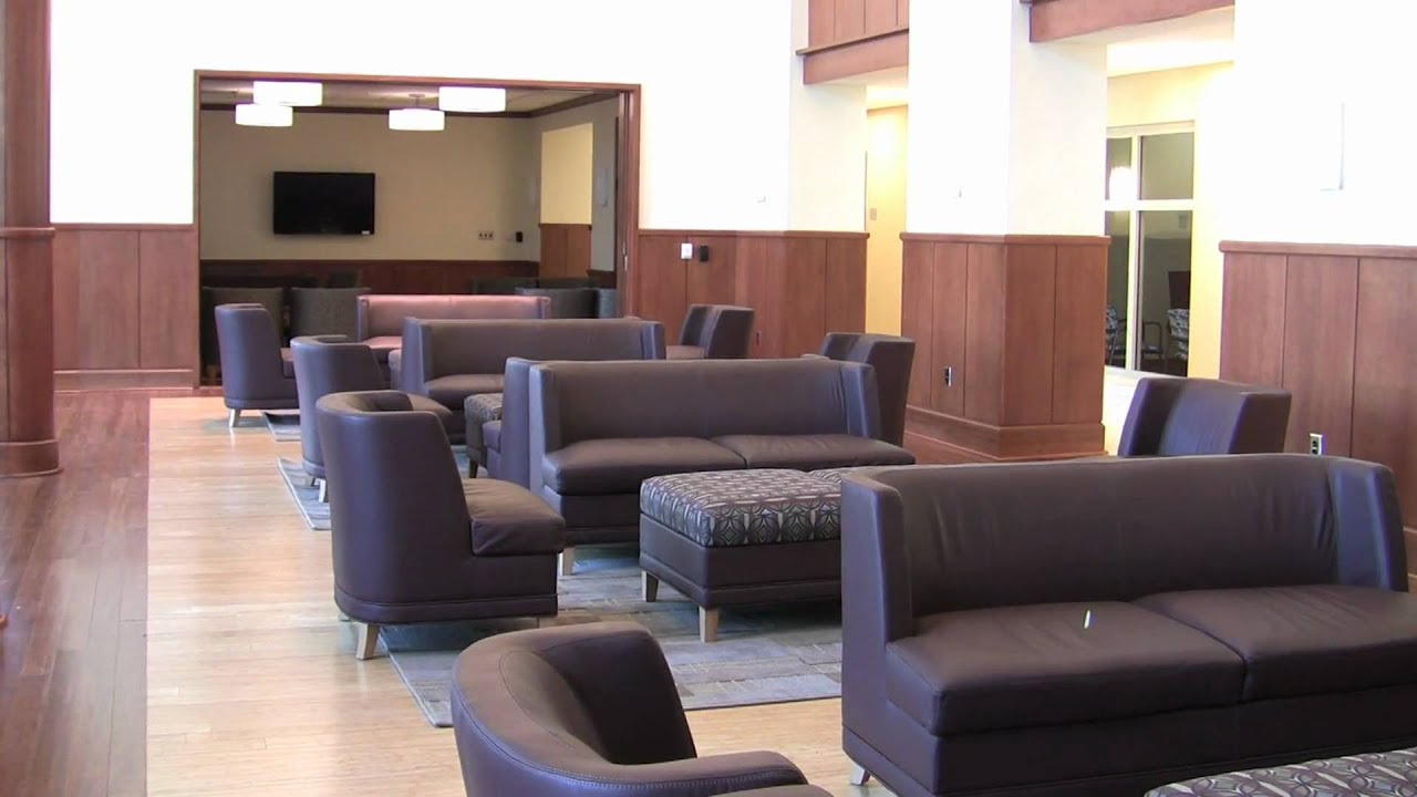 New Longstreet Means Residence Hall Opening To Freshmen   YouTube Part 33
