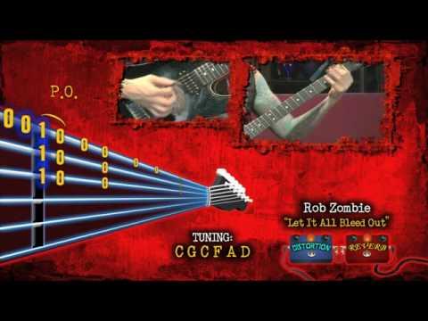 John 5 of Rob Zombie: