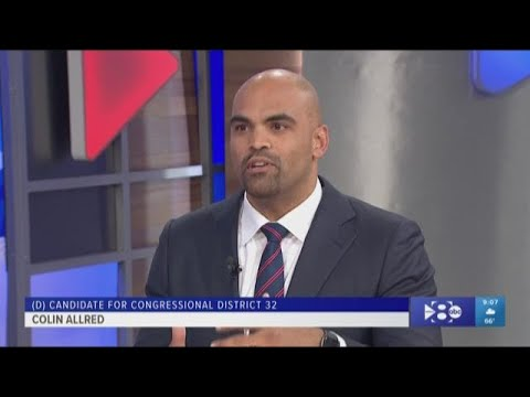 Colin Allred, District 32 candidate, on Inside Texas Politics