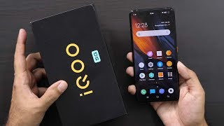 iQOO 3 5G Snapdragon 865 Smartphone Unboxing & Overview