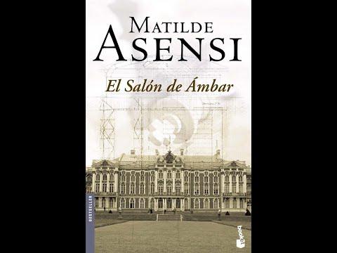 novela-el-salon-de-ambar,-año-1999,-de-la-autora-matilde-asensi!