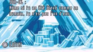 [Game Boy Advance] Superman Returns - Fortress of Solitude - Version Etats-Unis