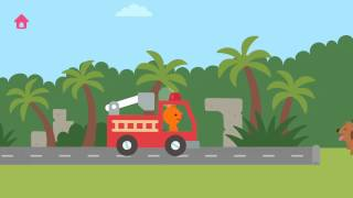 Sago Mini Road Trip 2015 Game Play Kid Game App iPad/iPhone/iOS