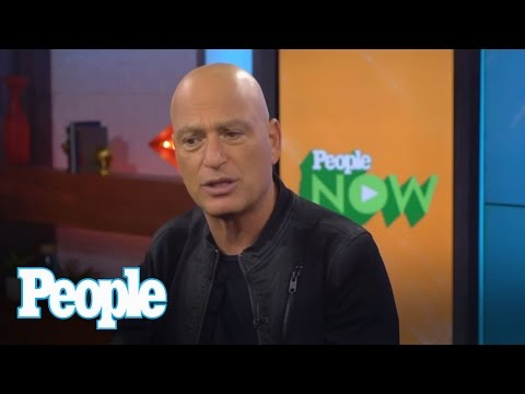 "Howie Mandel Talks about Being Hypnotized and Shaking Hands on ""AGT""  