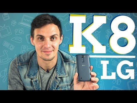 LG K8: Android 6 в бюджетнике