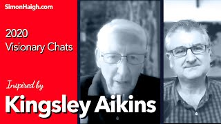 Kingsley Aikins - Why Networking Online Matters - Inspire 2020 Visionary Chats